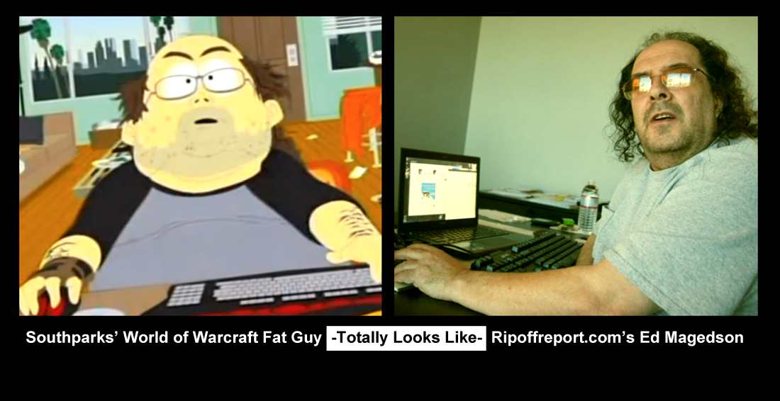 Ed-Magedson-Ripoffreport.com-looks-like-Southpark-world-of-warcraft-fatguy-funny